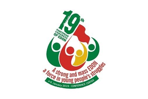 Logo des Edon Kongresses